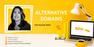 Alternative Domains with Amanda Waltz
