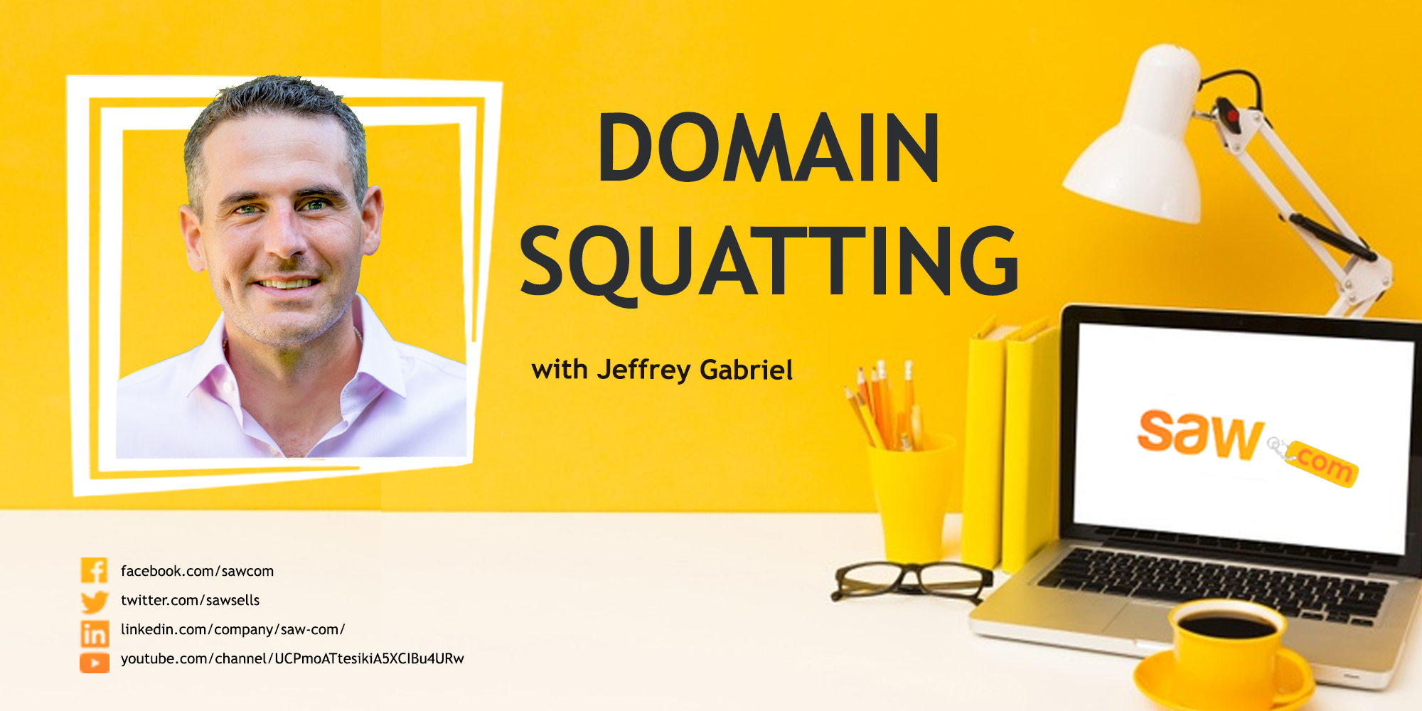 Co-Founder on Forbes writing about Domain Squatting