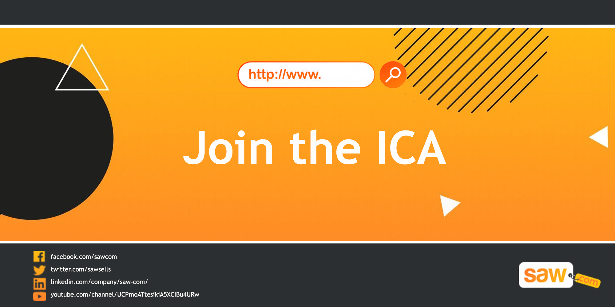 Saw Video – Join the ICA