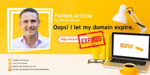 Oops My Domain Expired – Forbes Article