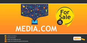 Saw Video – Media.com is For Sale!