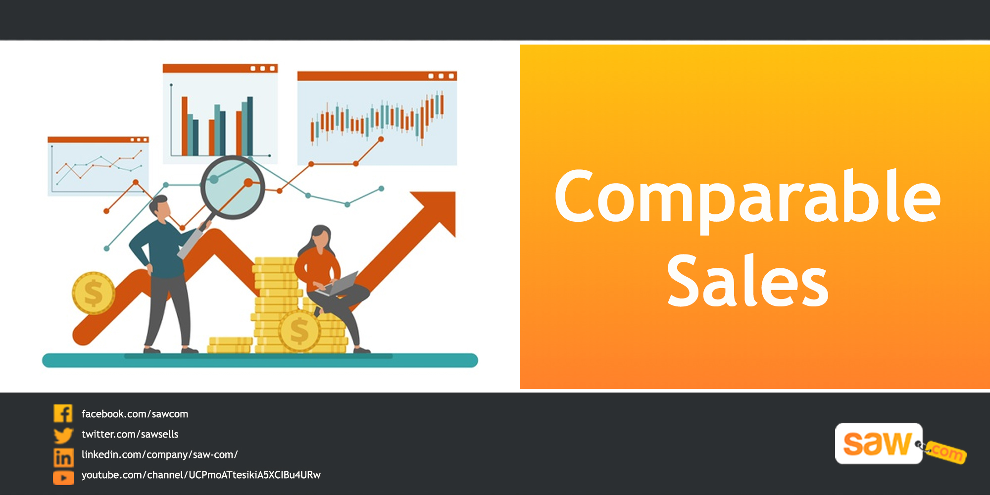 Saw Video – Comparable Sales
