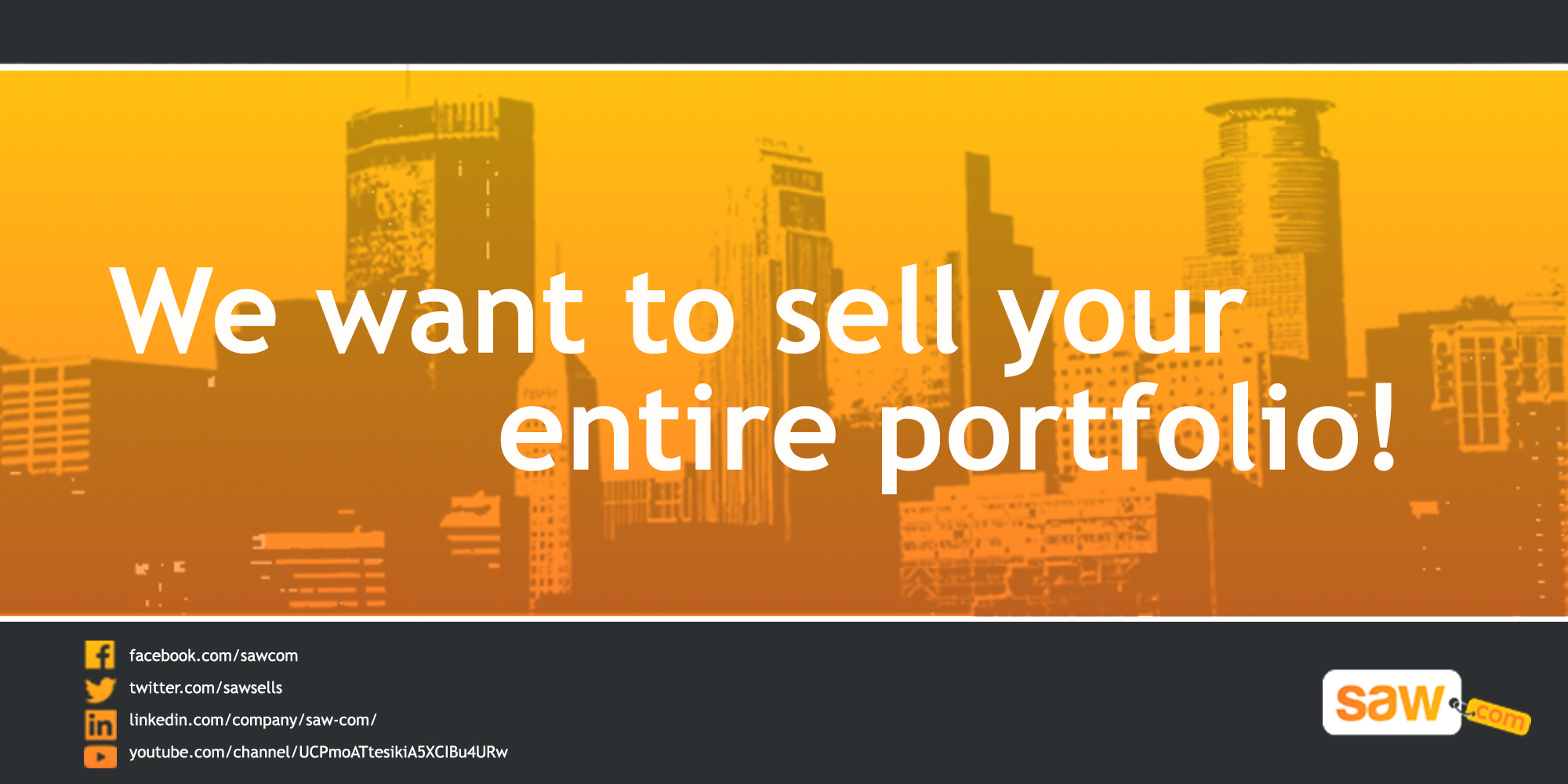 Have you been considering the possibility of selling your domain portfolio in 2020?