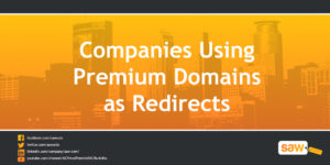 Companies That Bought Premium Domains