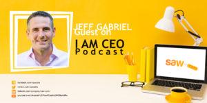 I AM CEO INTERVIEW – JEFFREY GABRIEL