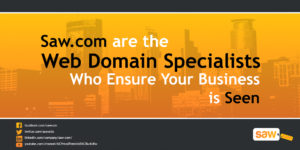 Saw.com are the Web Domain Trading Specialists Who Ensure Your Business is Seen