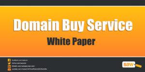 Domain Buy Service White Paper