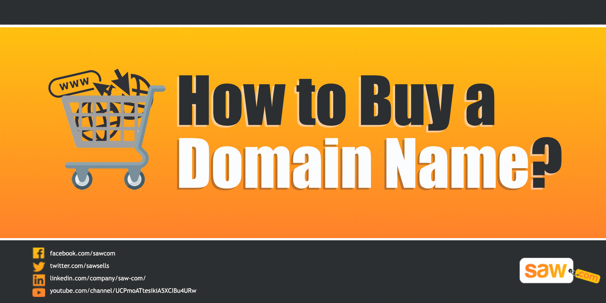 How to Buy a Domain Name