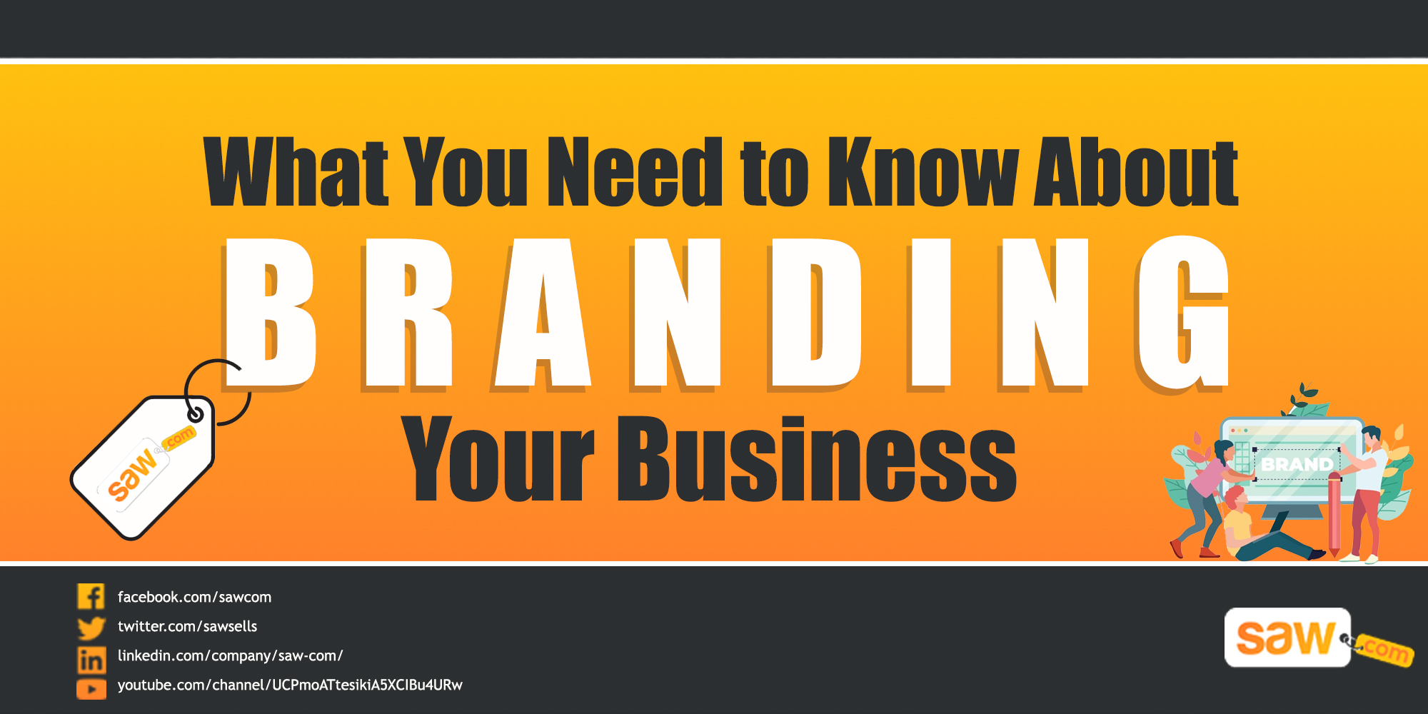 What You Need to Know About Branding Your Business