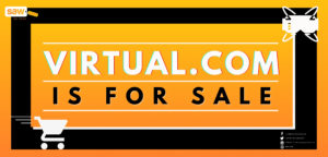 Virtually the Best Domain, Virtual.com is Exclusively Listed for Sale with Saw.com