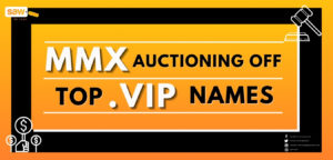 MMX Auctioning Top .VIP Names
